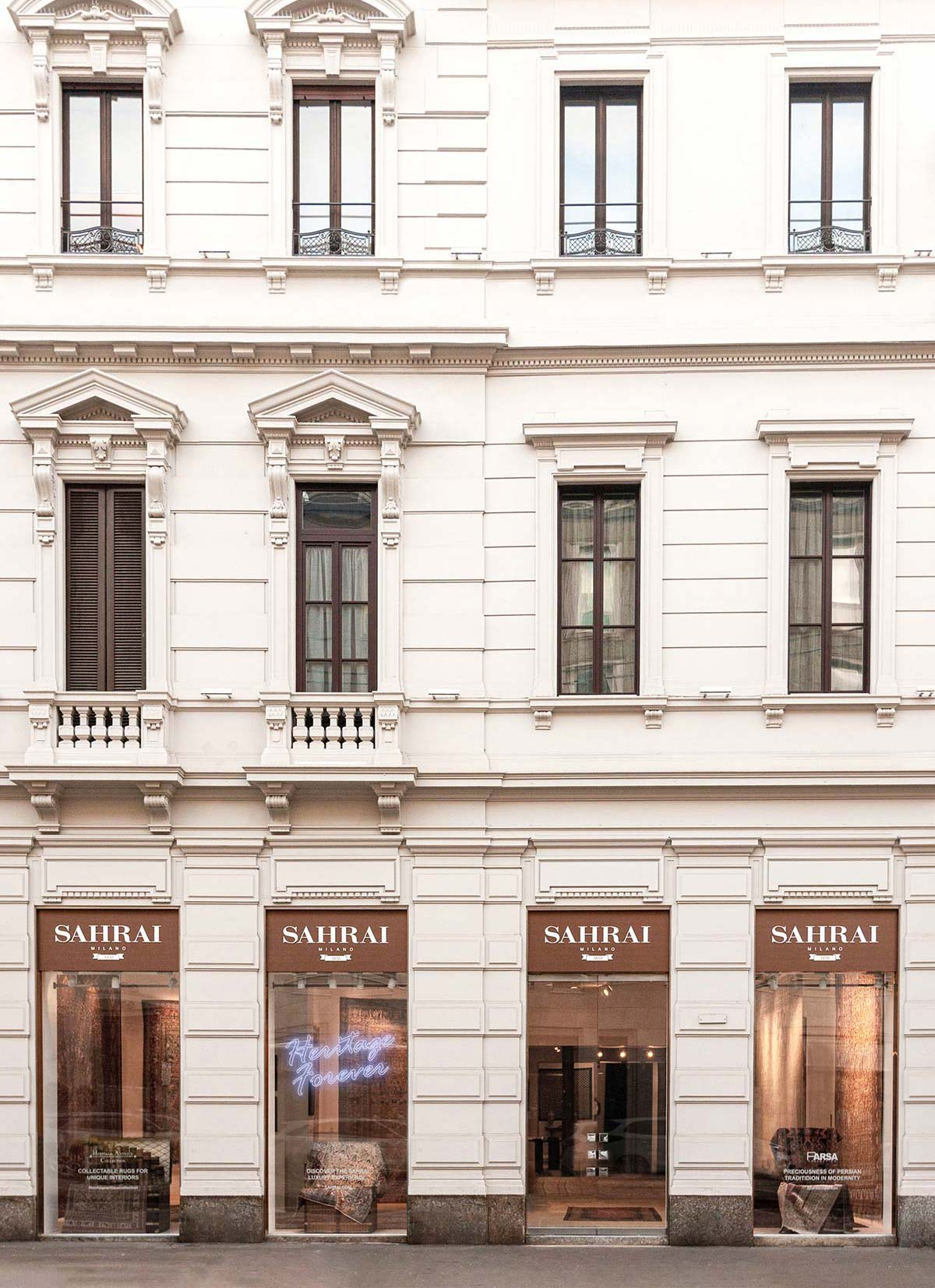 Heritage Forever by Sahrai, Milano