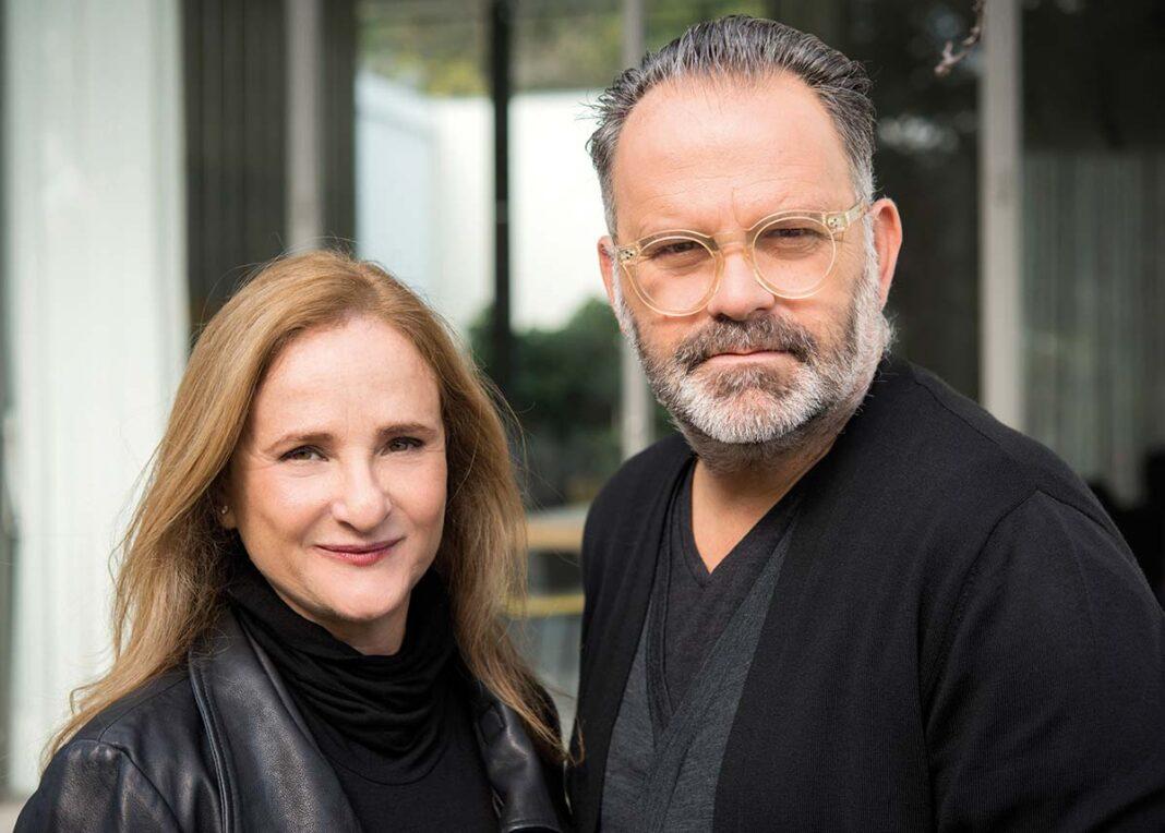Irene Kronenberg & Alon Baranowitz - Photo © Sharon Derhy
