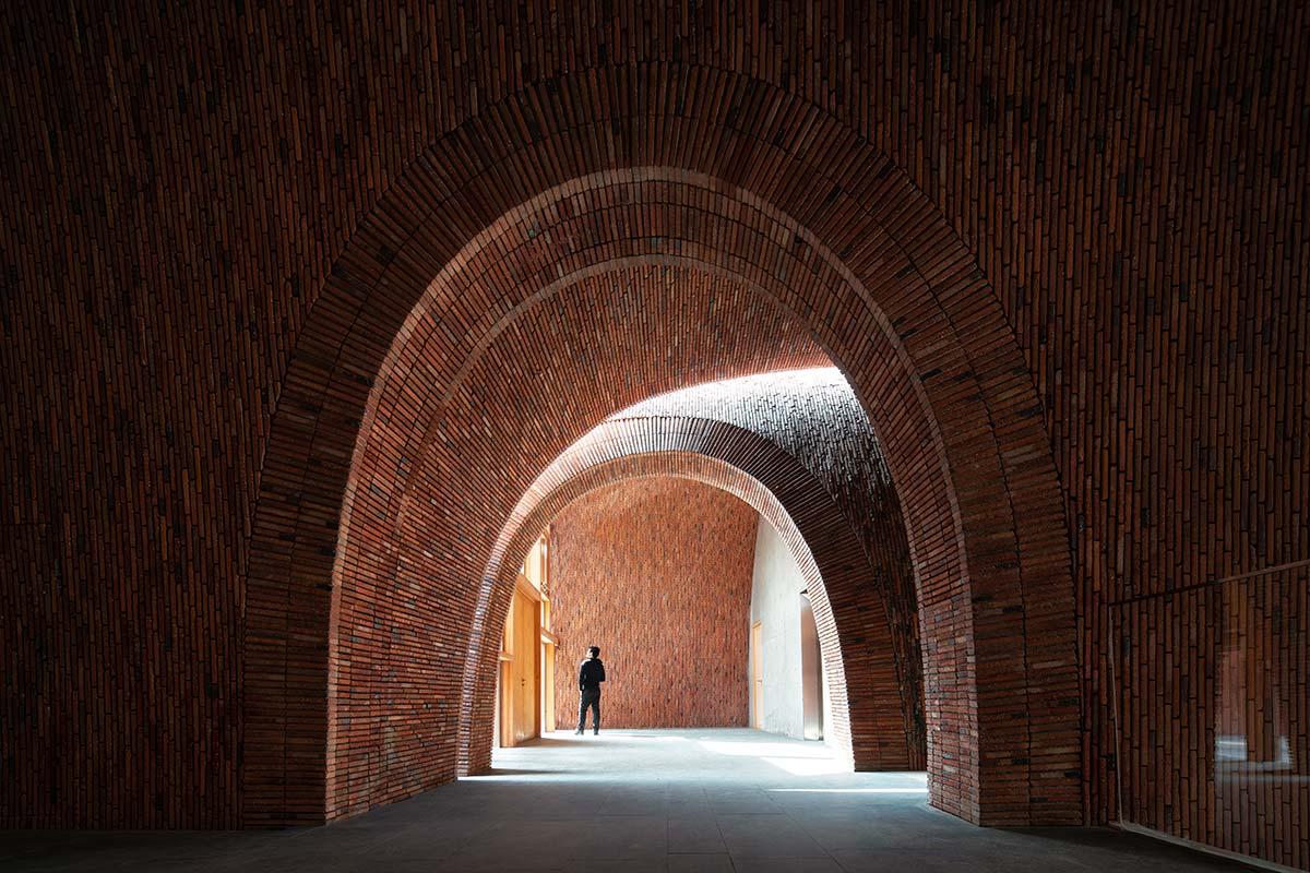 Jingdezhen Imperial Kiln Museum, China