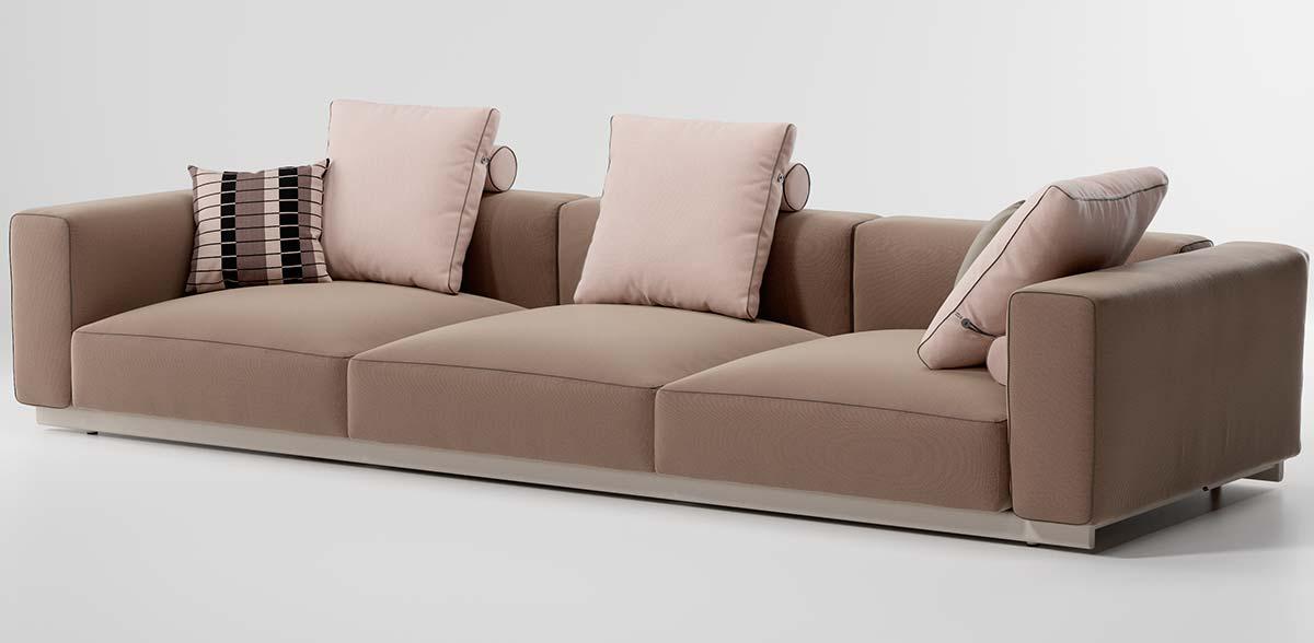 Kettal, Molo XL Sofa