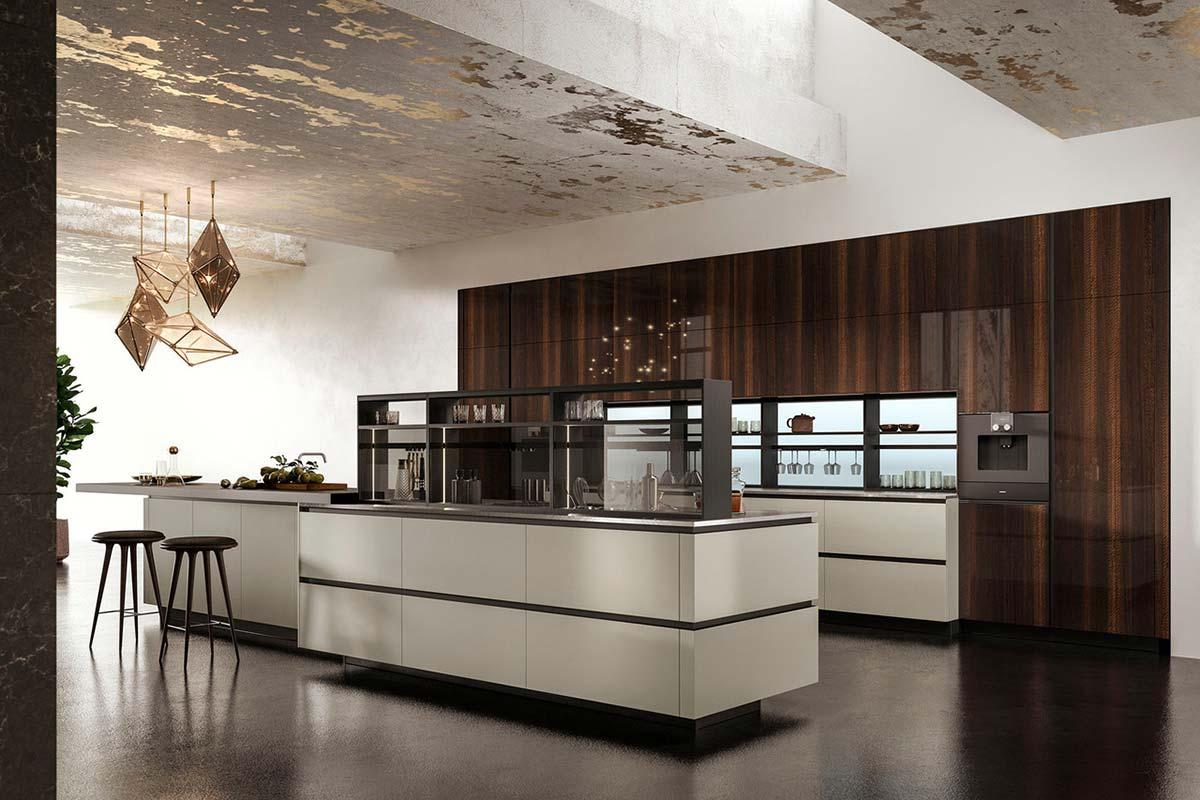 Link by Snaidero, Design Andreucci & Hoisl