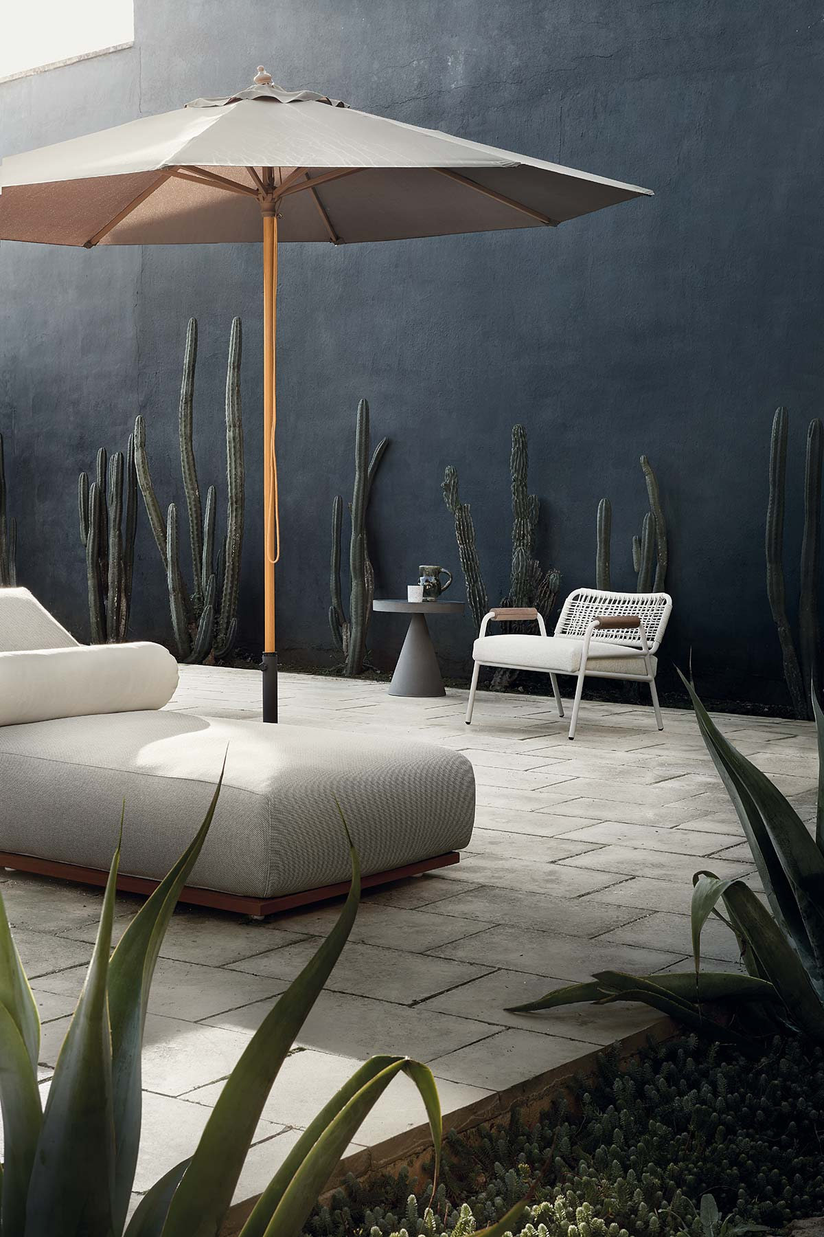 Open Air collection by Meridiani, Design Andrea Parisio