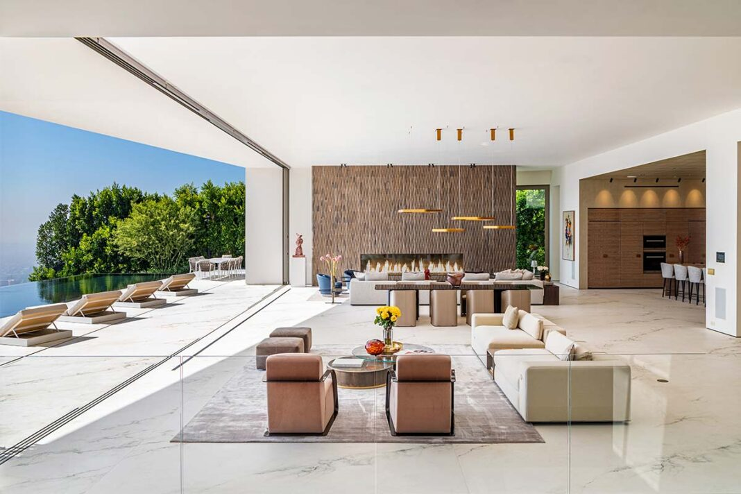 RF House, Los Angeles