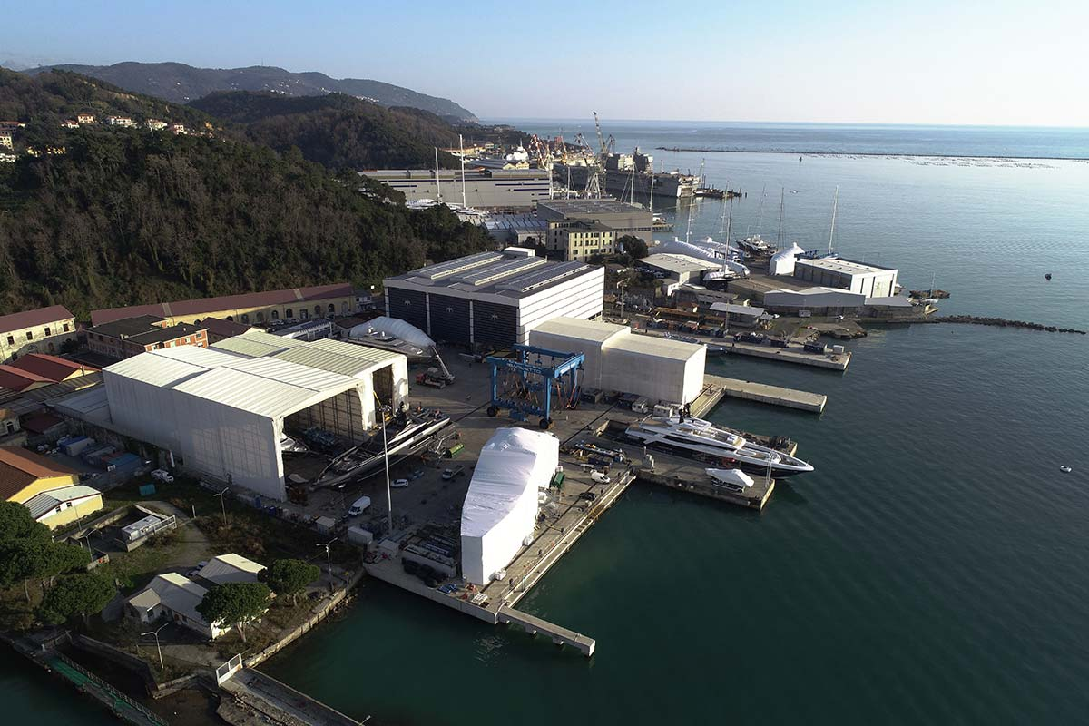 Shipyard Baglietto