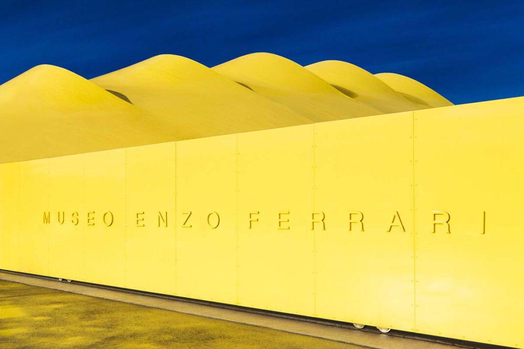 The Ferrari Museum, Modena, Italy