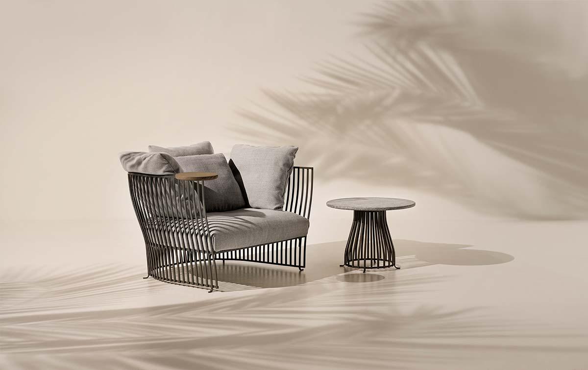 Venexia by Ethimo, Design Luca Nichetto
