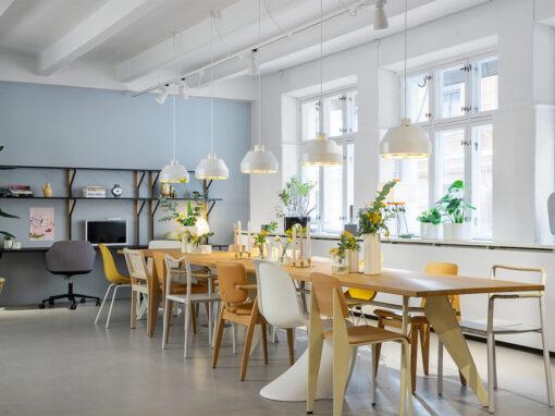 L'ambiente di lavoro flessibile secondo Vitra