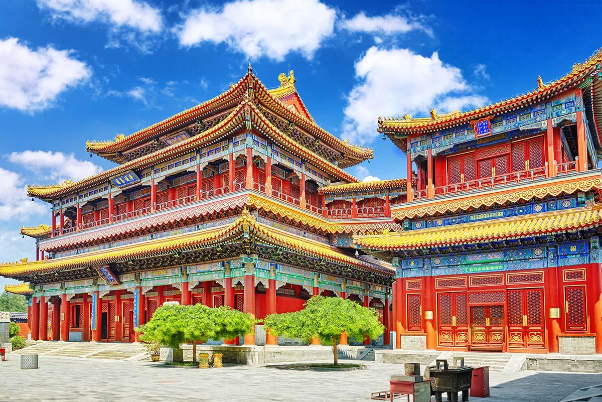 Yonghe Gong, Beijing - Photo © V_E