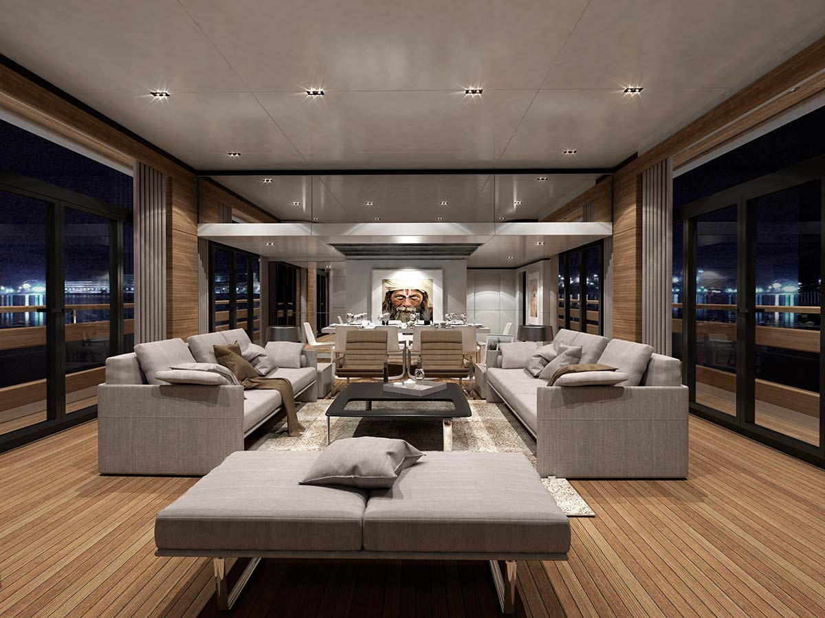 PY Heritage 45m,by Picchiotti Yachts