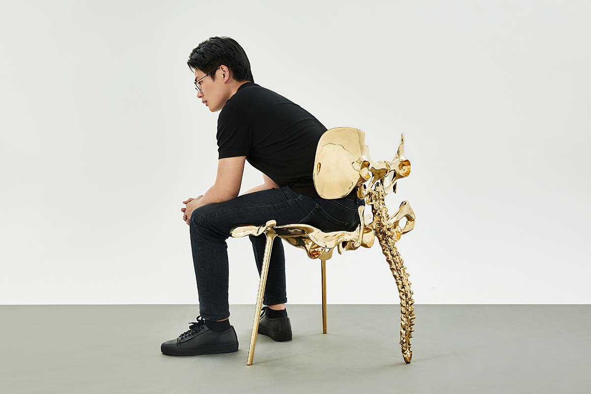 33 Step Collection, Design Zhipeng Tan