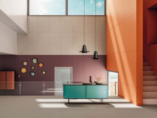 Cement Mexican by Iris Ceramica with Diesel Living