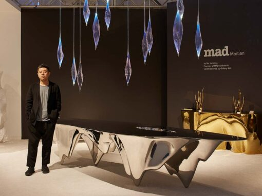 Gallery ALL, MAD Martian Collection, Design Ma Yansong, Design Miami: 2017
