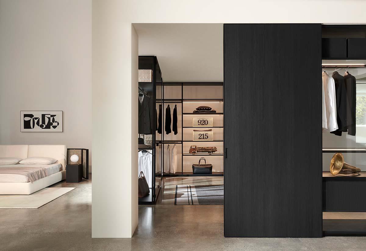 Glide by Porro, Design Piero Lissoni & Iaco Design Studio