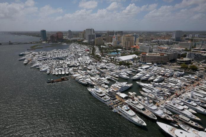 Palm Beach International Boat Show, foto di CMC Marine