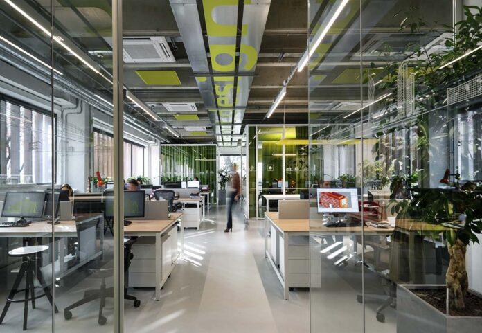 Progetto CMR headquarters, Milan - Photo © Andrea Martiradonna