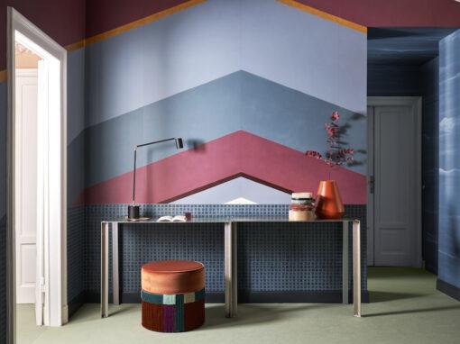 Showroom Misha, Passiflora, Esotismi Collection di Cristina Celestino