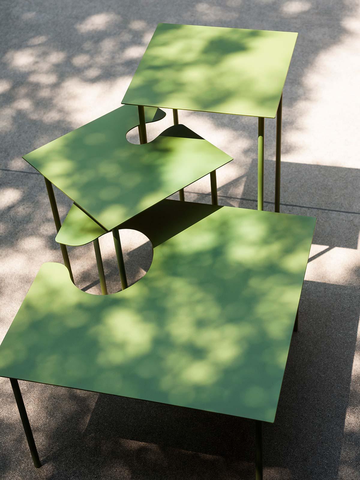 Softer than Steel by Desalto, Design Nendo - Photo © Andrea Ferrari