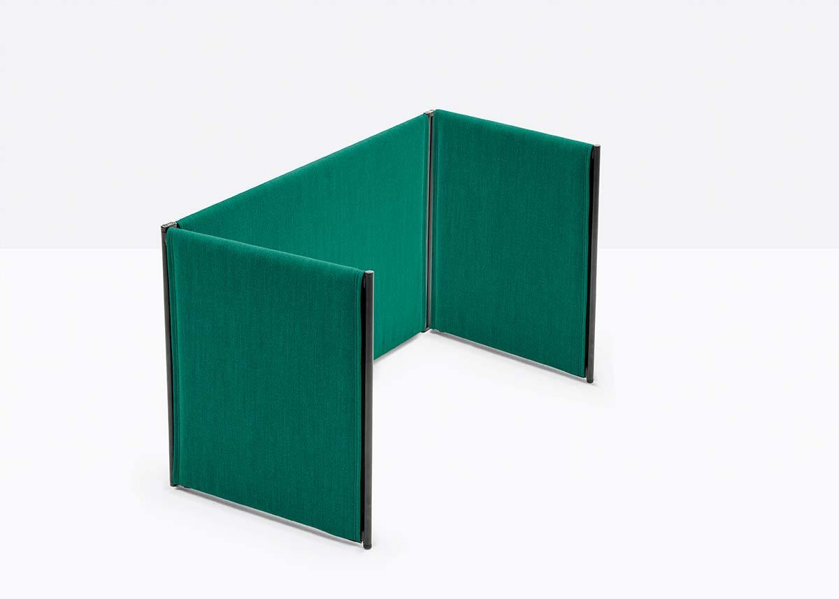 Toa Folding Screen by Pedrali, Design Robin Rizzini