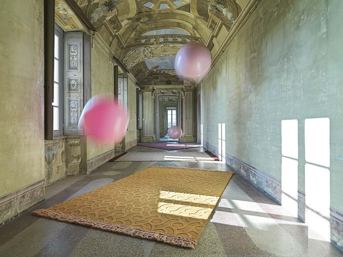 Twiggy, Mohebban Collection, Design Serena Confalonieri - Photo © Max Zambelli