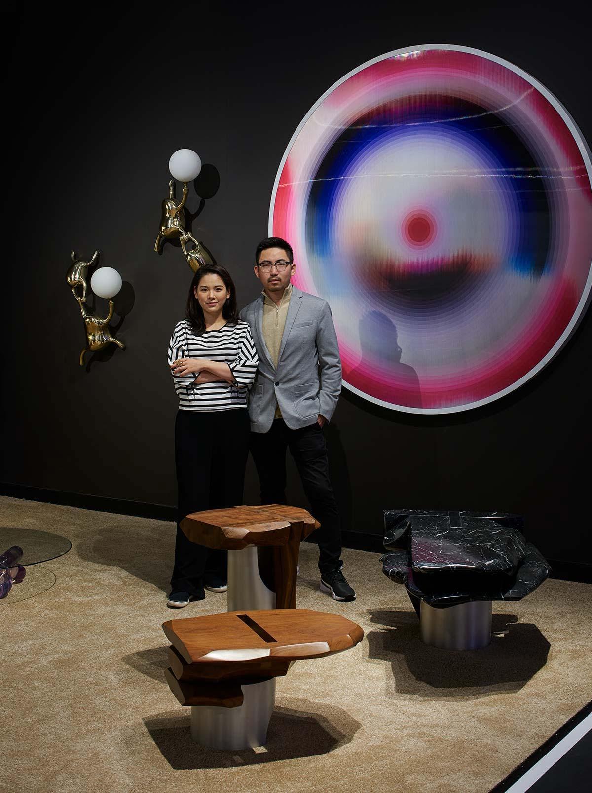 Xiao Lu & Yu Wang