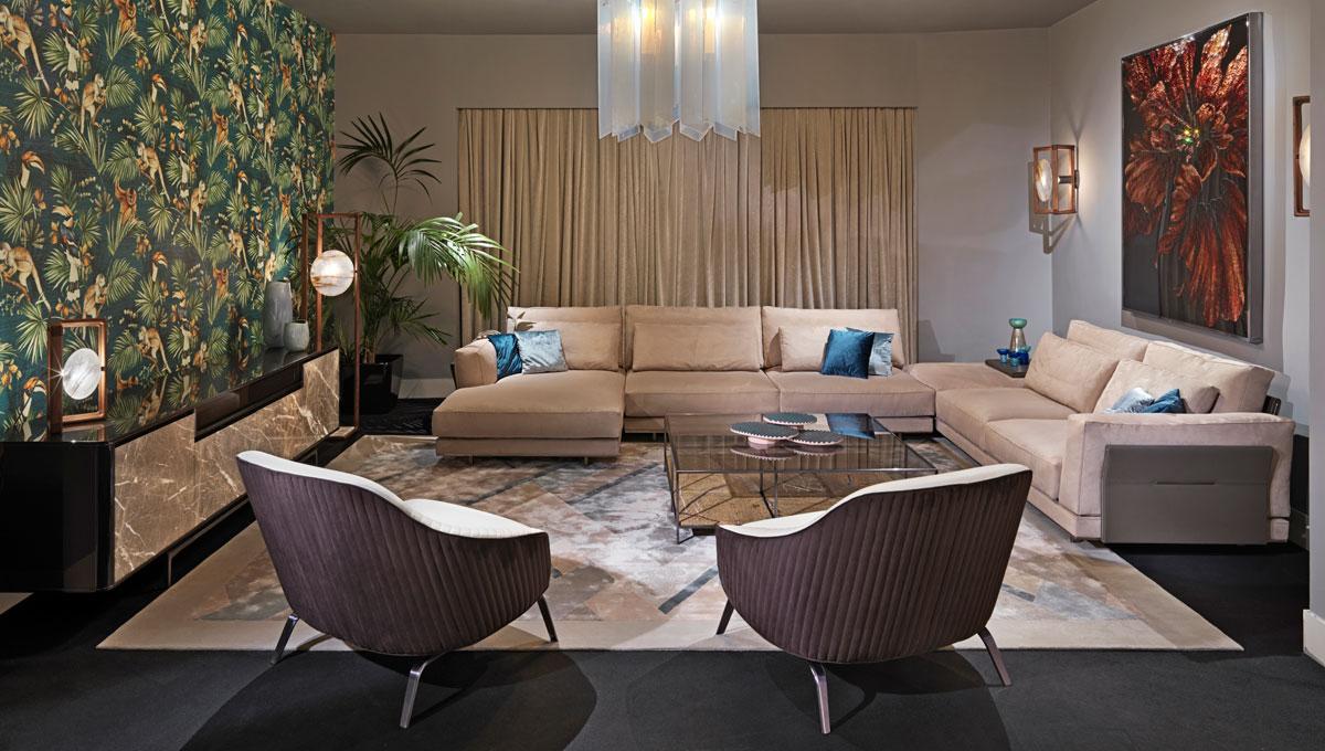 Visionnaire, Anthem Living Room