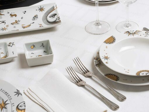 Astronomici collection by Fornasetti