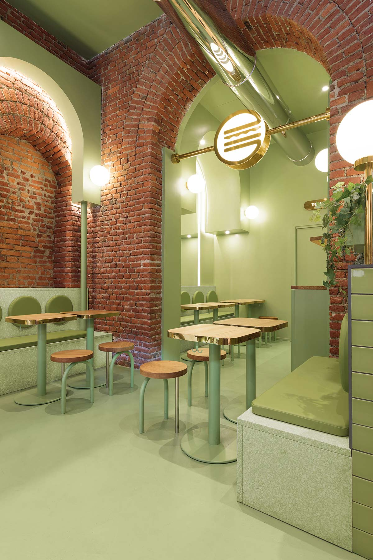 Bun Burger, Milan - Photo © Gregory Abbate