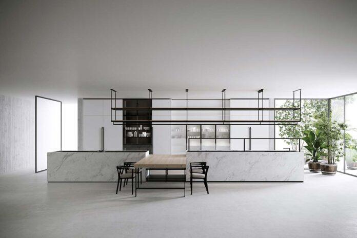 Combine Evolution by Boffi, Design Piero Lissoni