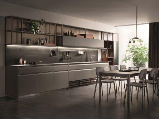 Formalia by Scavolini, Design Vittore Niolu