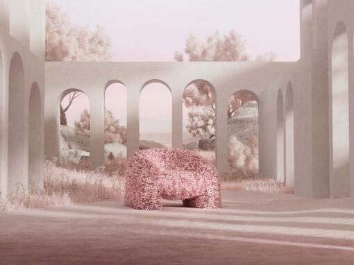 Hortensia by Moooi, Design Andrés Reisinger & Júlia Esqué - Photo © Mattia Greghi