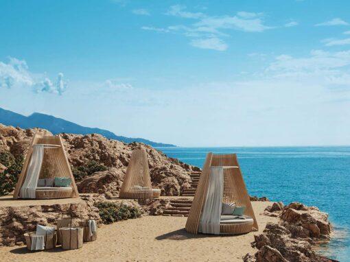 Hut by Ethimo, Design Marco Lavit