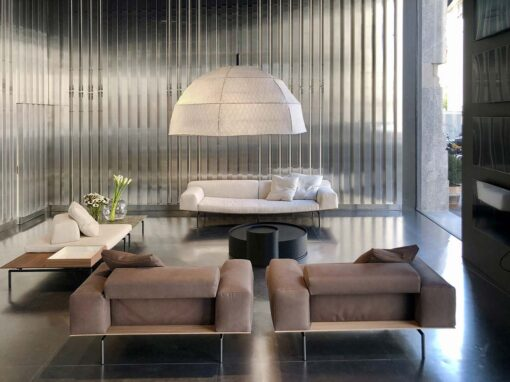 Sumo Collection design by Piero Lissoni, Living Divani Gallery