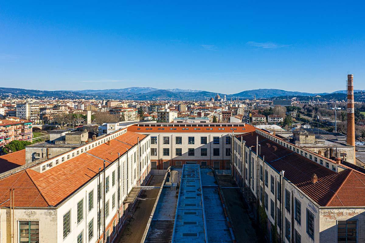 Manifattura Tabacchi, Florence, Italy - Courtesy of Setten Genesio SpA - Photo © UDB Studio