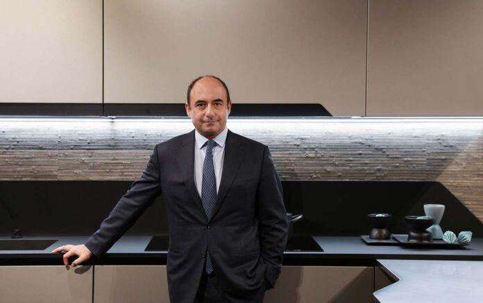 Massimo Manelli, AD Snaidero