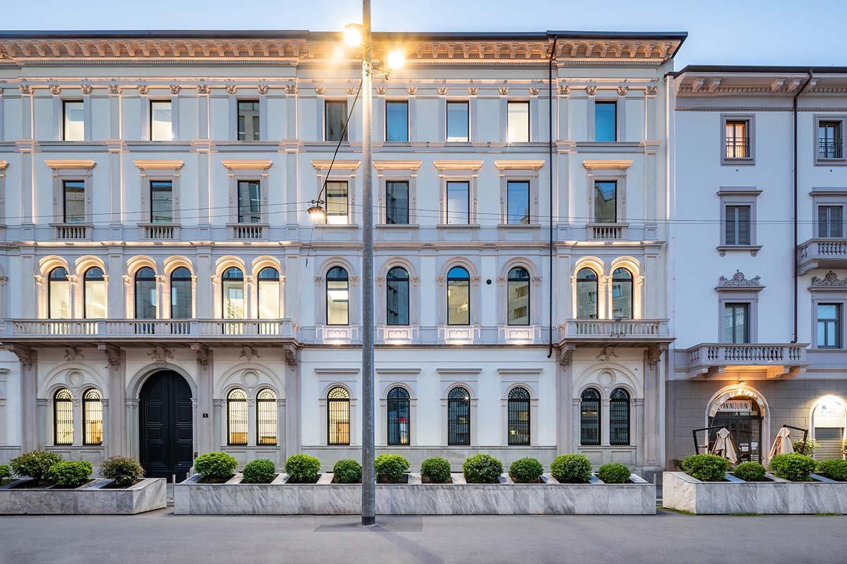Principe Amedeo 5, Milan