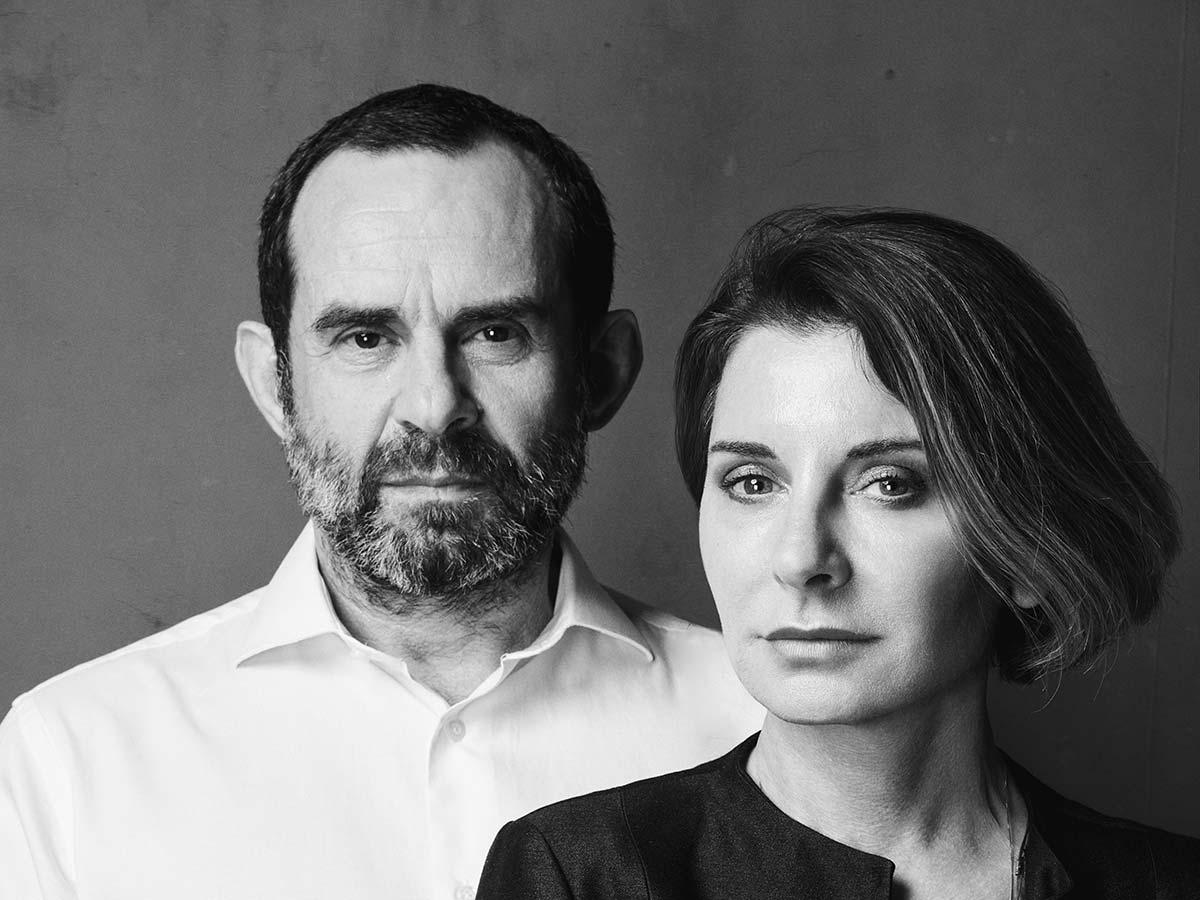 Roberto Palomba & Ludovica Serafini