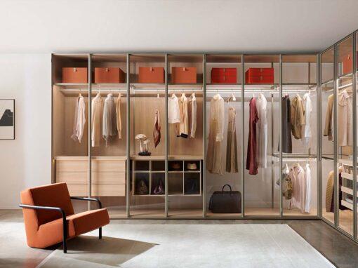 Storage by Porro, Design Piero Lissoni & CRS Porro