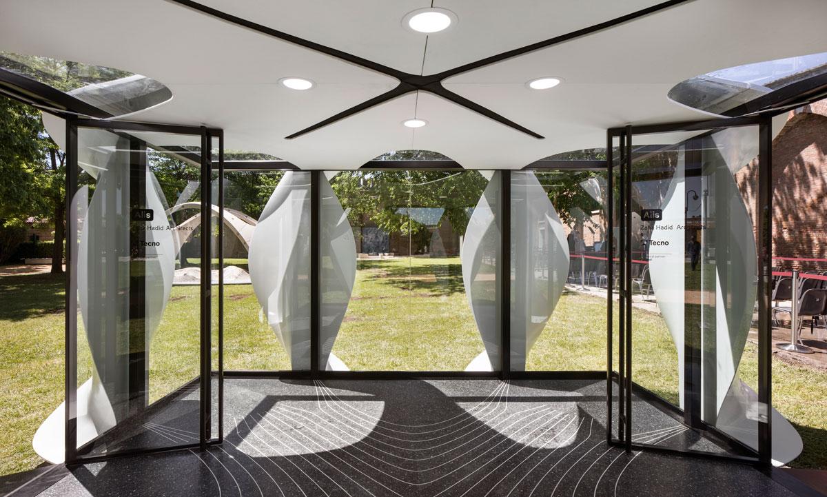 Alis by Zaha Hadid Architects & Tecno