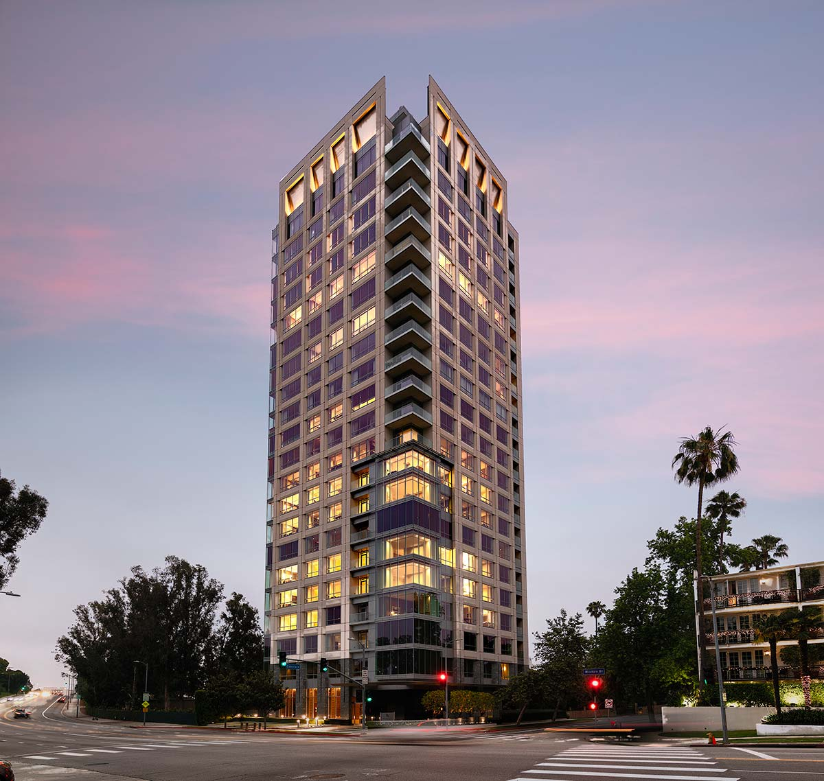 Beverly West Residences, Los Angeles