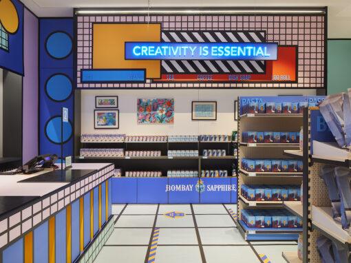Il Supermarket al Design Museum di Londra