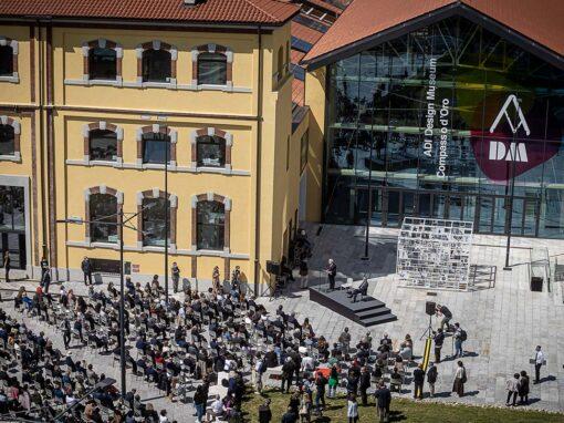 L'inaugurazione dell'ADI Design Museum