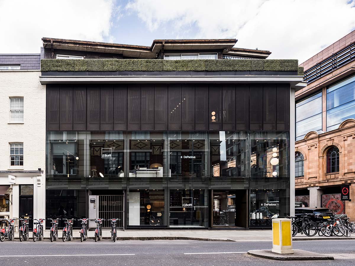 London Showroom, Boffi | DePadova