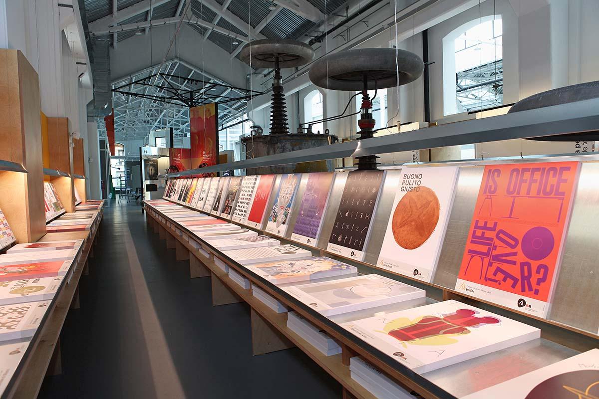Manifesto alla Carriera, ADI Design Museum - Photo © Martina Bonetti