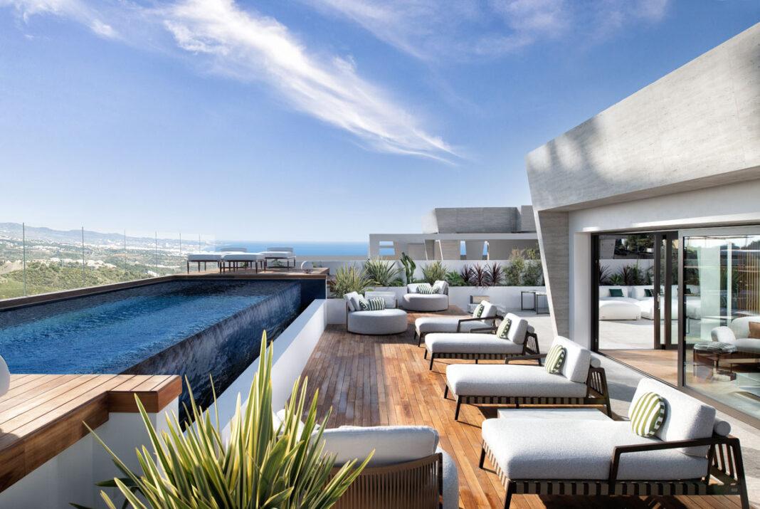Villa campione, Epic Marbella by Margraf