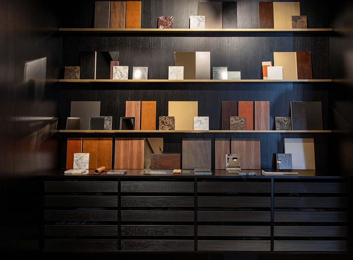 Opera Contemporary showroom, Milan