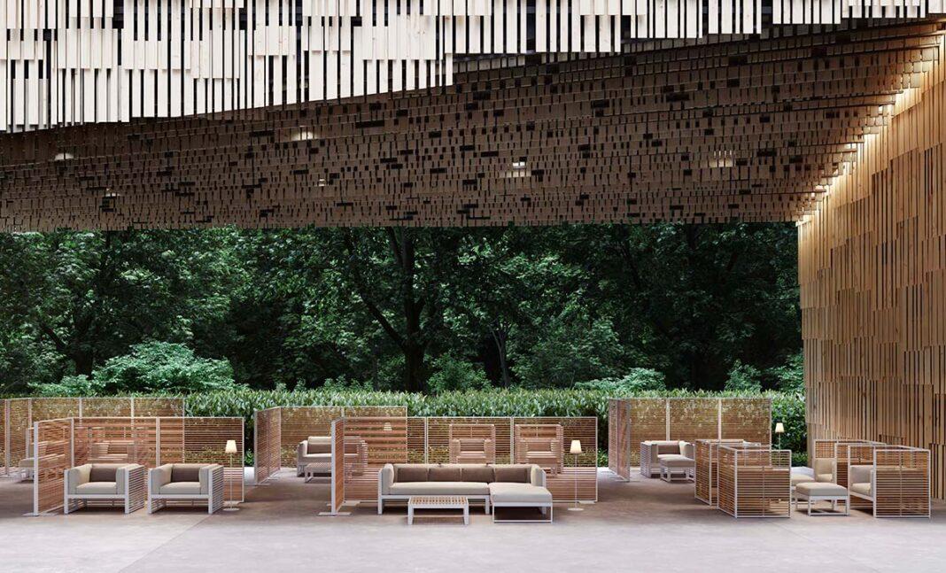Partition Walls Collection by Gandiablasco
