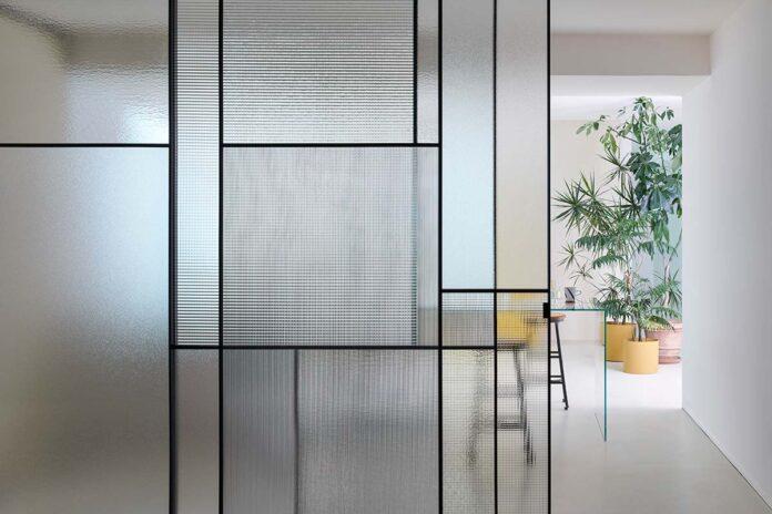 Sherazade Slide Patchwork by Glas Italia, Design Piero Lissoni