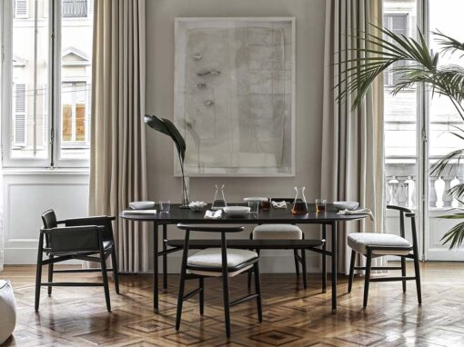 2021 Collection by Meridiani, Design Andrea Parisio