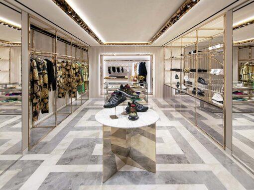 Versace boutique, Paris