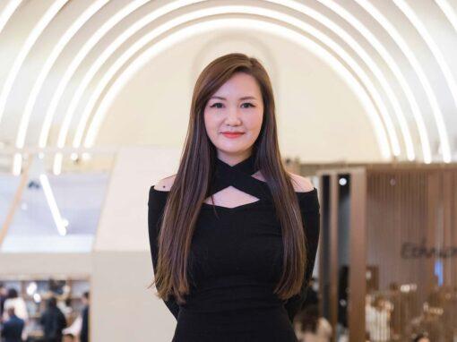 Zhuo Tan, show director of Design Shanghai